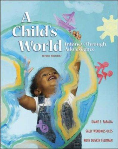 A Child's World by Olds