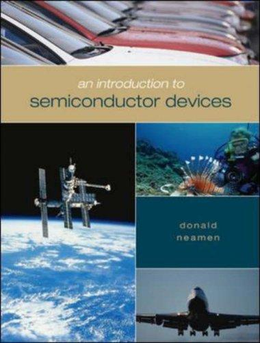 An Introduction to Semiconductor Devices by Donald Neamen