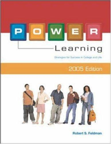 POWER Learning 2005 with PowerText by Robert S Feldman