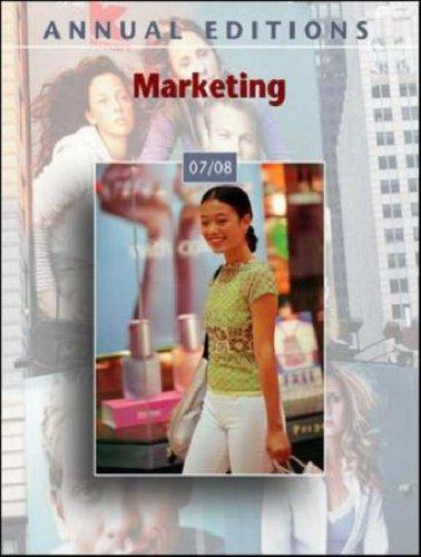 Marketing by John E. Richardson