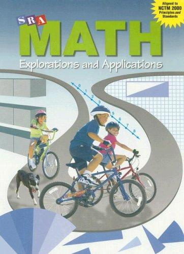 Math Explorations & Applications Level 3 by Wright Group-McGraw Hill
