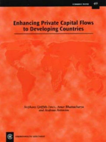 Enhancing private capital flows to developing countries in the new international context by Conference on Enhancing Private Capital Flows to Developing Countries in the New International Context (2002 London, England)