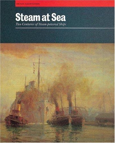 Steam at Sea by Denis Griffiths