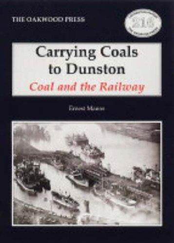 Carrying coals to Dunston by Ernest Manns