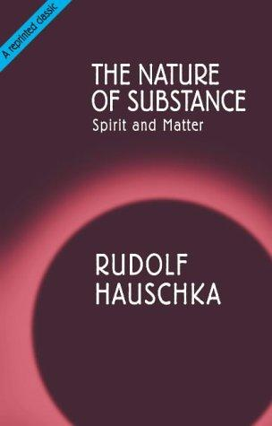 Nature of Substance