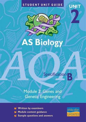 AS Biology AQA (B) (Student Unit Guides)