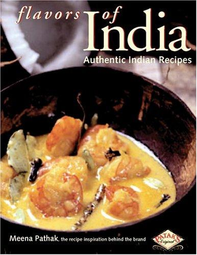 Flavors of India by Meena Pathak