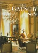 Givenchy Style, the by Francoise Mohrt