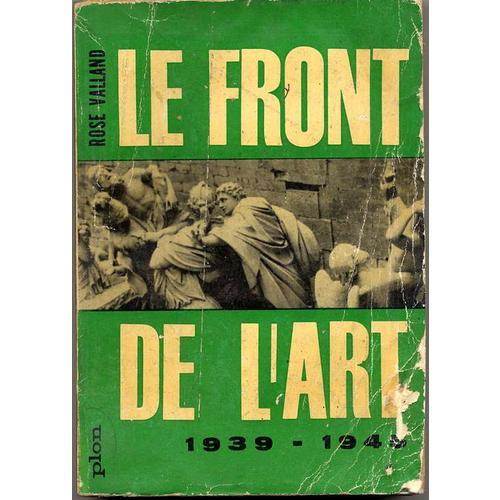 Le front de l'art by Rose Valland
