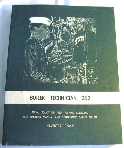 Boiler technician 3 & 2 by Phillip D. May