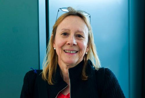 Photo of Esther Dyson