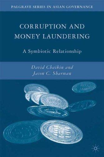 Corruption and money laundering by David Chaikin