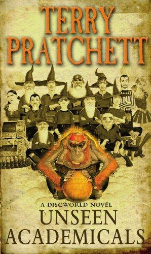 Unseen Academicals (Discworld Novels) by Terry Pratchett