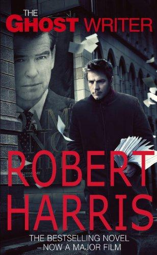 The Ghost Writer by Harris, Robert