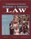 Understanding business & personal law.