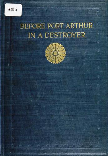 Before Port Arthur in a destroyer by Hesibo Tikowara