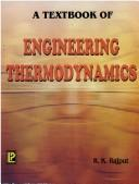 A Textbook of Engineering Thermodynamics by R.K. Rajput