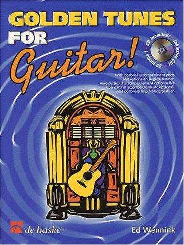 Golden Tunes for Guitar! with CD by Ed Wennink