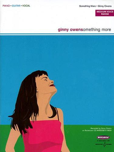 Ginny Owens - Something More by Ginny Owens