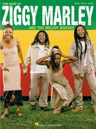 The Best of Ziggy Marley and the Melody Makers by Ziggy Marley