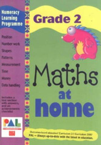 Maths at Home by Penny Nyren