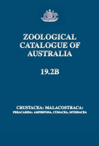 Zoological Catalogue of Australia by J.K. Lowry