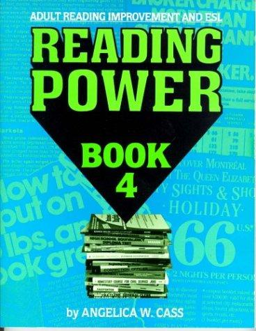 Read Power 4 (Reading Power) by Angelica W. Cass