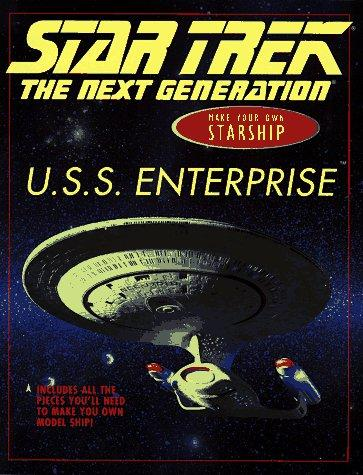 U.S.S. Enterprise Next Generation by Ruth Wickings