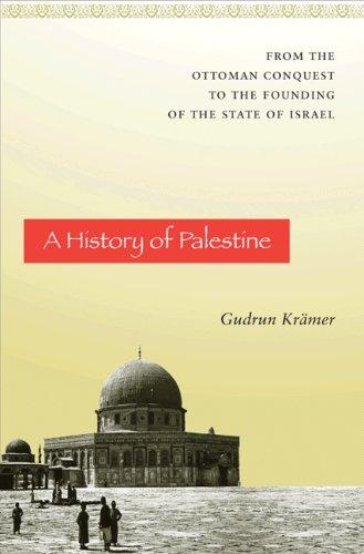 A History of Palestine by