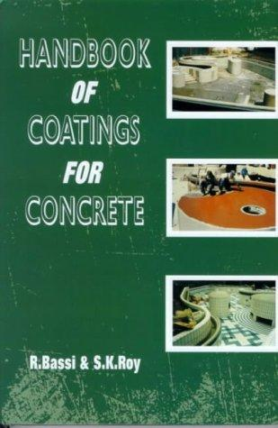 Handbook of coatings for concrete by