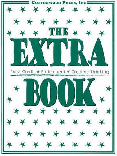 The Extra Book by Cheryl Miller Thurston