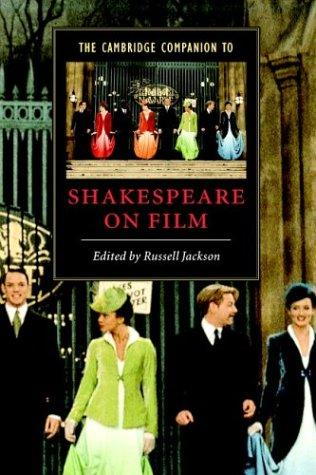 The Cambridge companion to Shakespeare on film by edited by Russell Jackson.