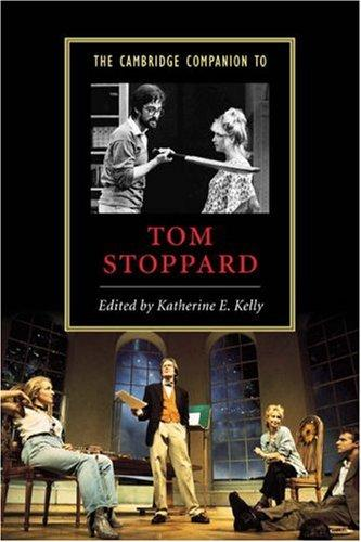 The Cambridge companion to Tom Stoppard by edited by Katherine E. Kelly.