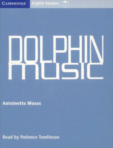 Dolphin Music Audio cassette by Antoinette Moses