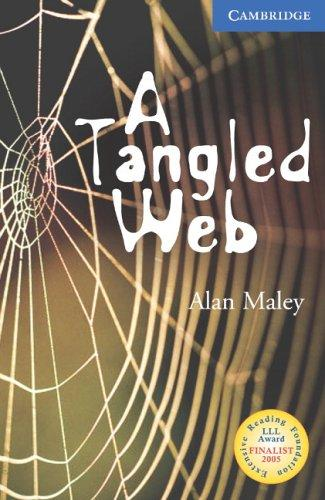 A Tangled Web Book and Audio CD Pack by Alan Maley