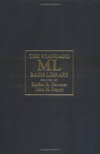 The Standard ML basis library by