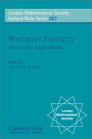 Nonlinear elasticity by