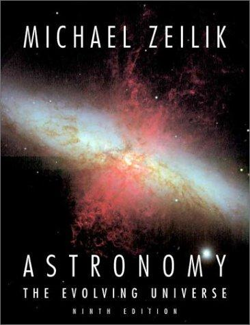 Astronomy by Michael Zeilik