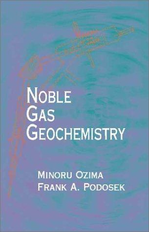 Noble gas geochemistry by Minoru Ozima