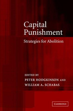 Capital punishment by