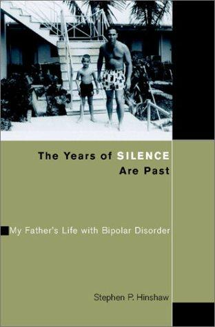 The Years of Silence are Past by Stephen P. Hinshaw