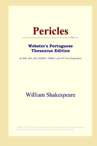 Pericles (Webster's Portuguese Thesaurus Edition)