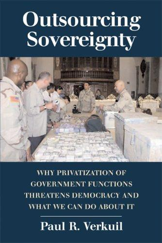 Outsourcing Sovereignty
