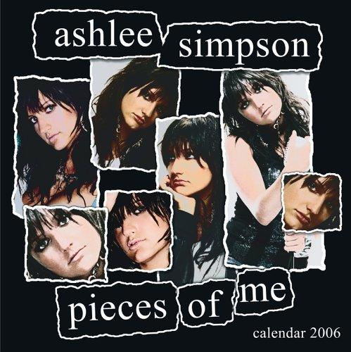 Ashlee Simpson  2006 16-Month Wall Calendar by NuVista Merchandising