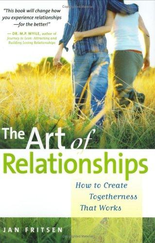 The Art of Relationships by Jan Fritsen