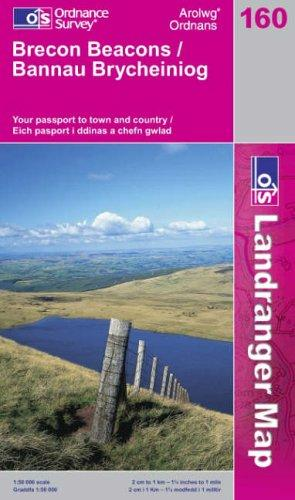 Brecon Beacons (Landranger Maps)