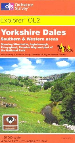 Yorkshire Dales (Explorer Maps)