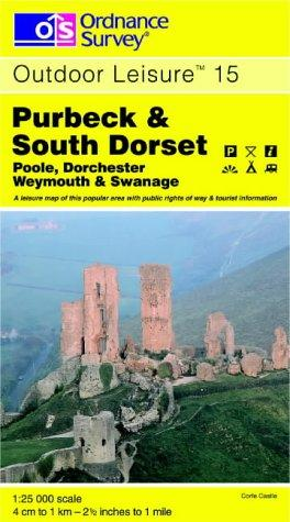 Purbeck and South Dorset (Outdoor Leisure Maps)