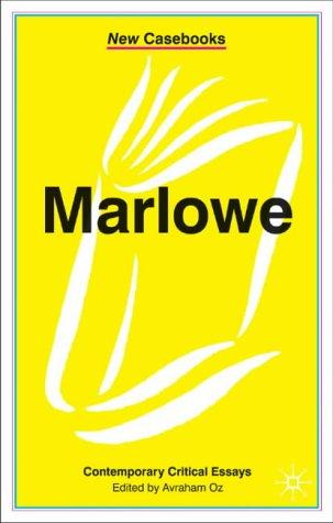 Marlowe by Avraham Oz