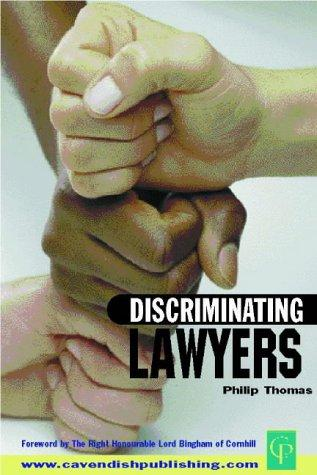 Discriminating lawyers by